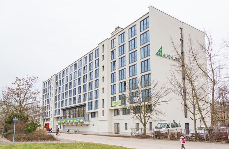 Seniorenwohnwelt Zühlsdorfer Straße