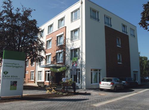 CASA REHA Seniorenpflegeheim »Steertpogghof«
