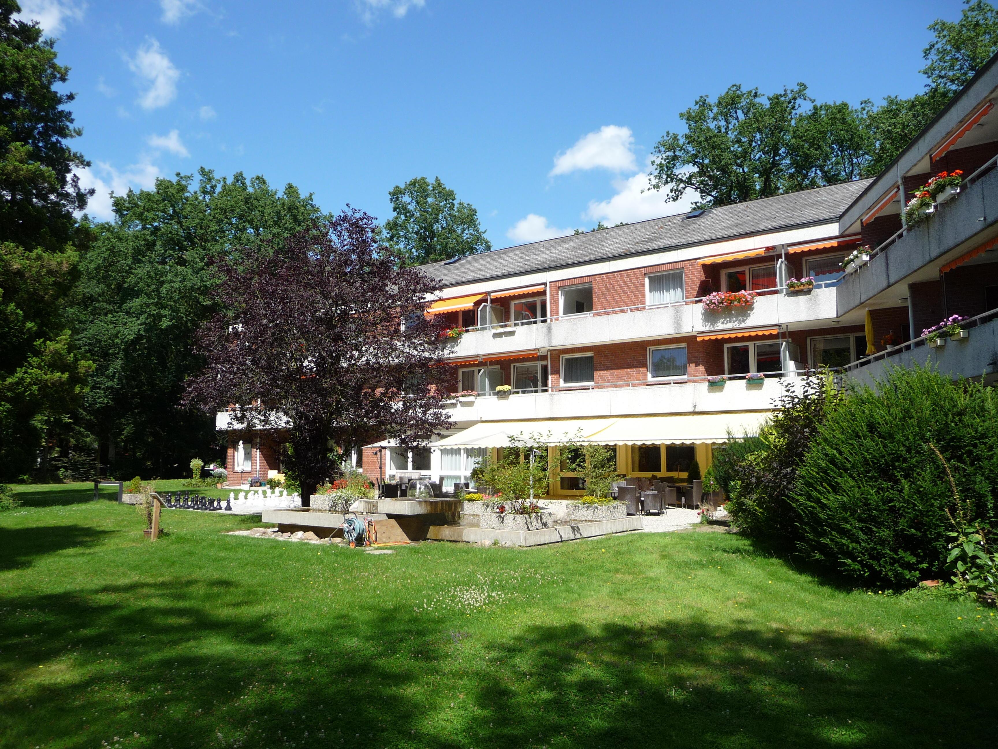 Haus Billtal Seniorenwohnheim