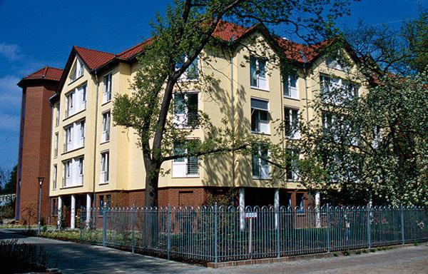 Stephanus Wohnen und Pflege Ernst-Berendt-Haus