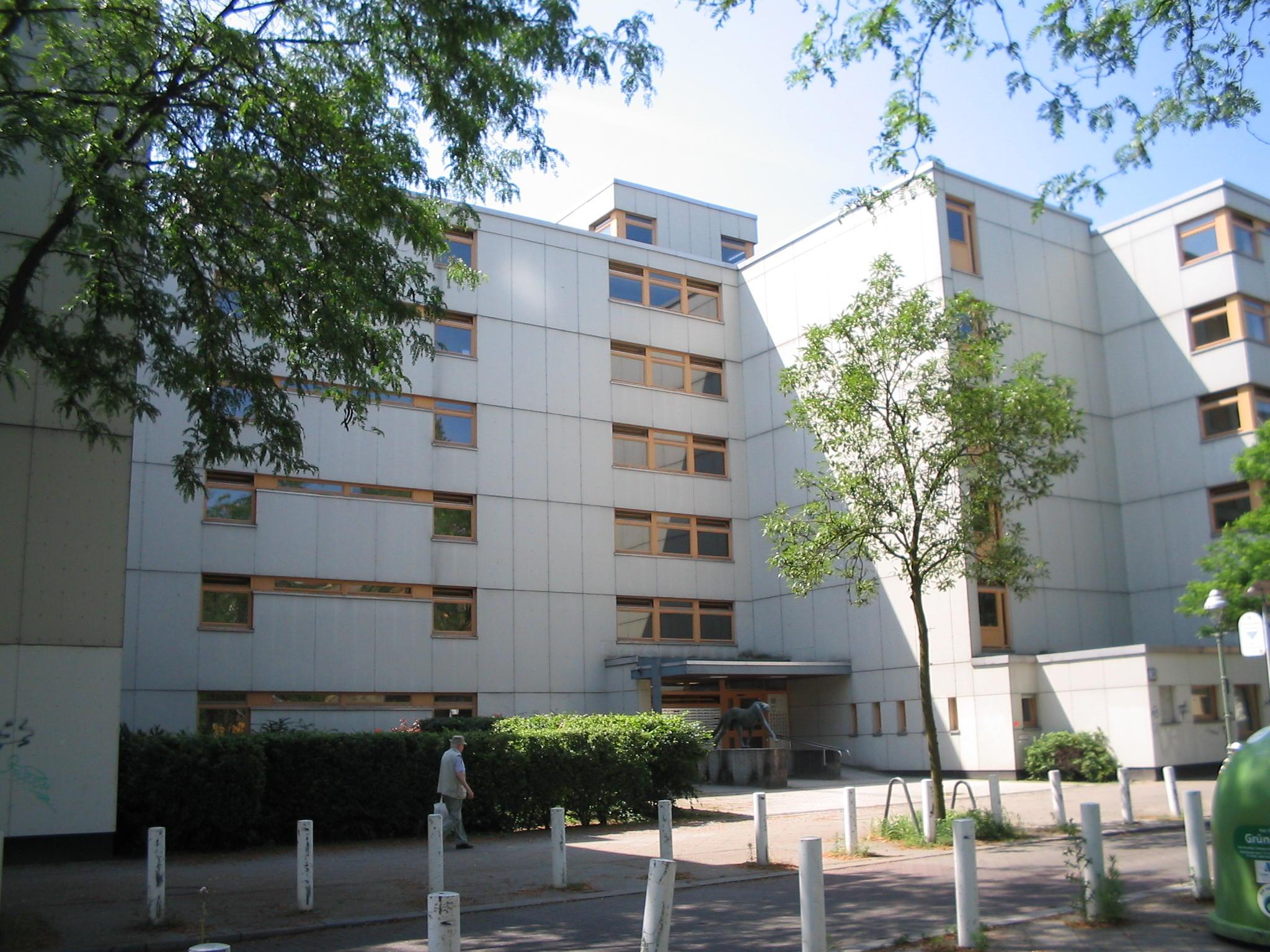 Seniorenwohnhaus Pestalozzistraße