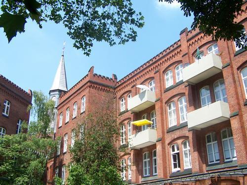 Caritas Seniorenwohnhaus Johannes Zinke