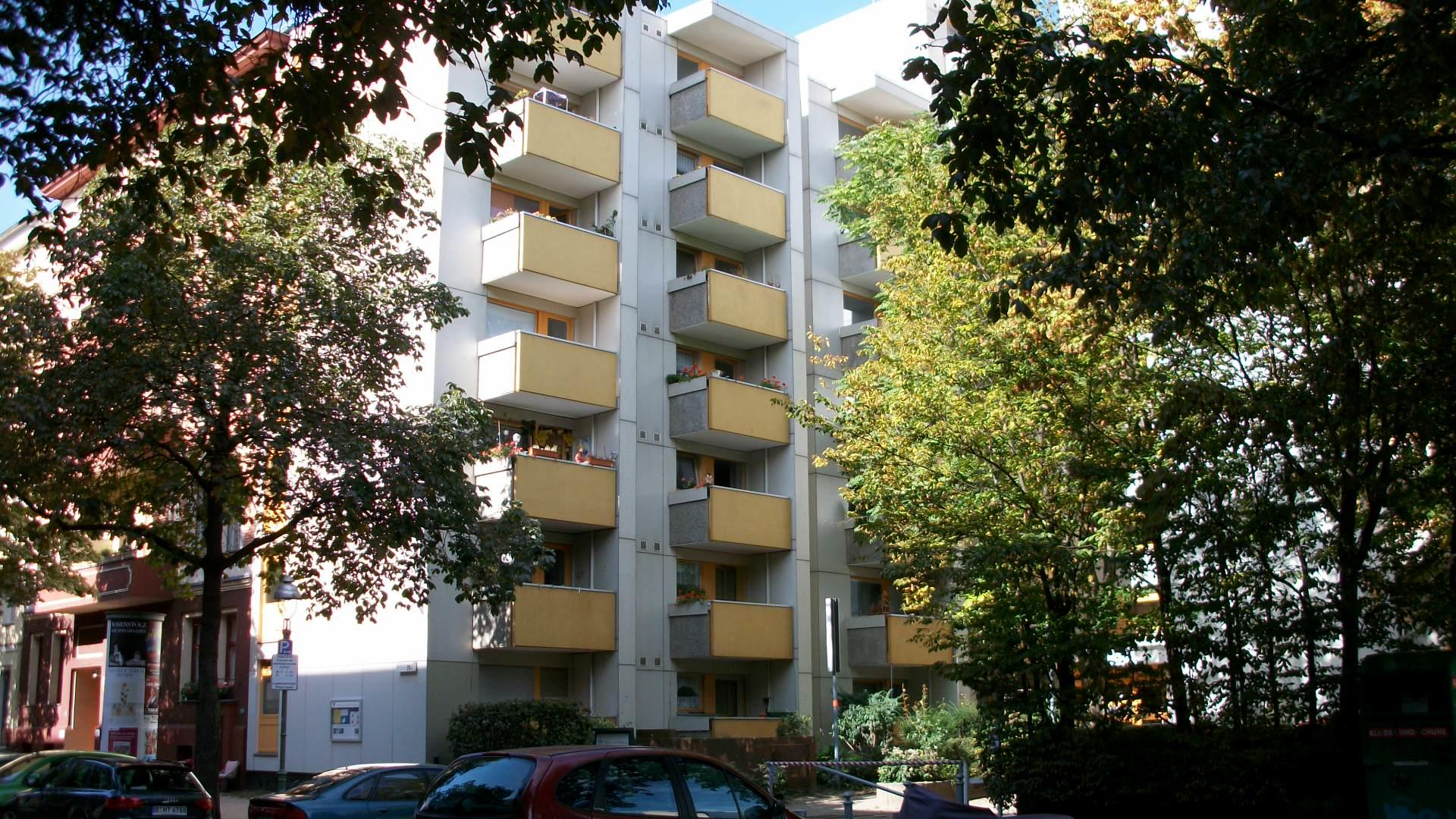 Seniorenwohnhaus Schillerstraße